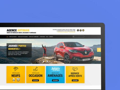 Renault Artinian